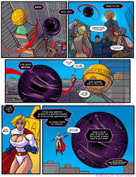 Hypnos page 1 Power Girl