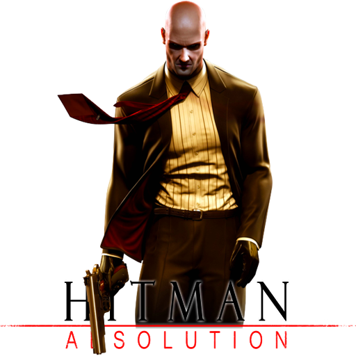 hitman absolution icon by ni8crawler on deviantart. Black Bedroom Furniture Sets. Home Design Ideas