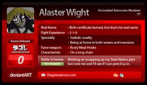 SDL- Alaster ID