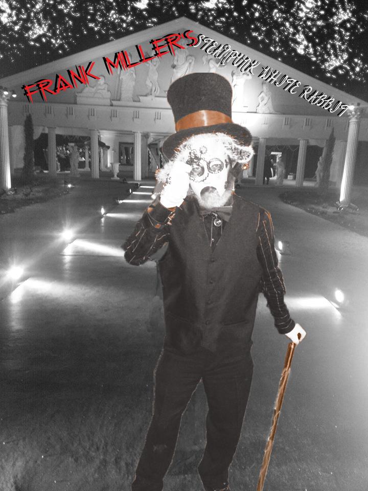 Frank Miller's Steampunk White Rabbit by TheEpicHobbittron