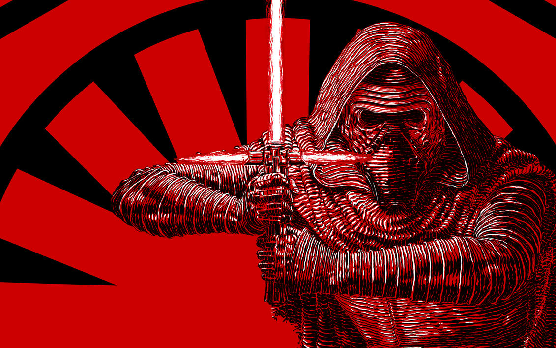 Kyloren Wallpaper002 by milxart