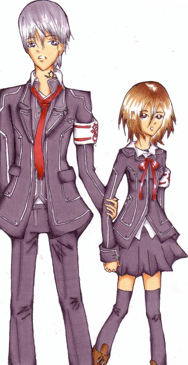 Zero and Yuuki RABU RABU by Zero-x-Yuuki
