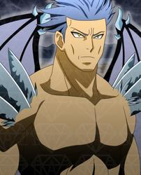 Silvius Alvar Soul Caliber Dragon Force Form
