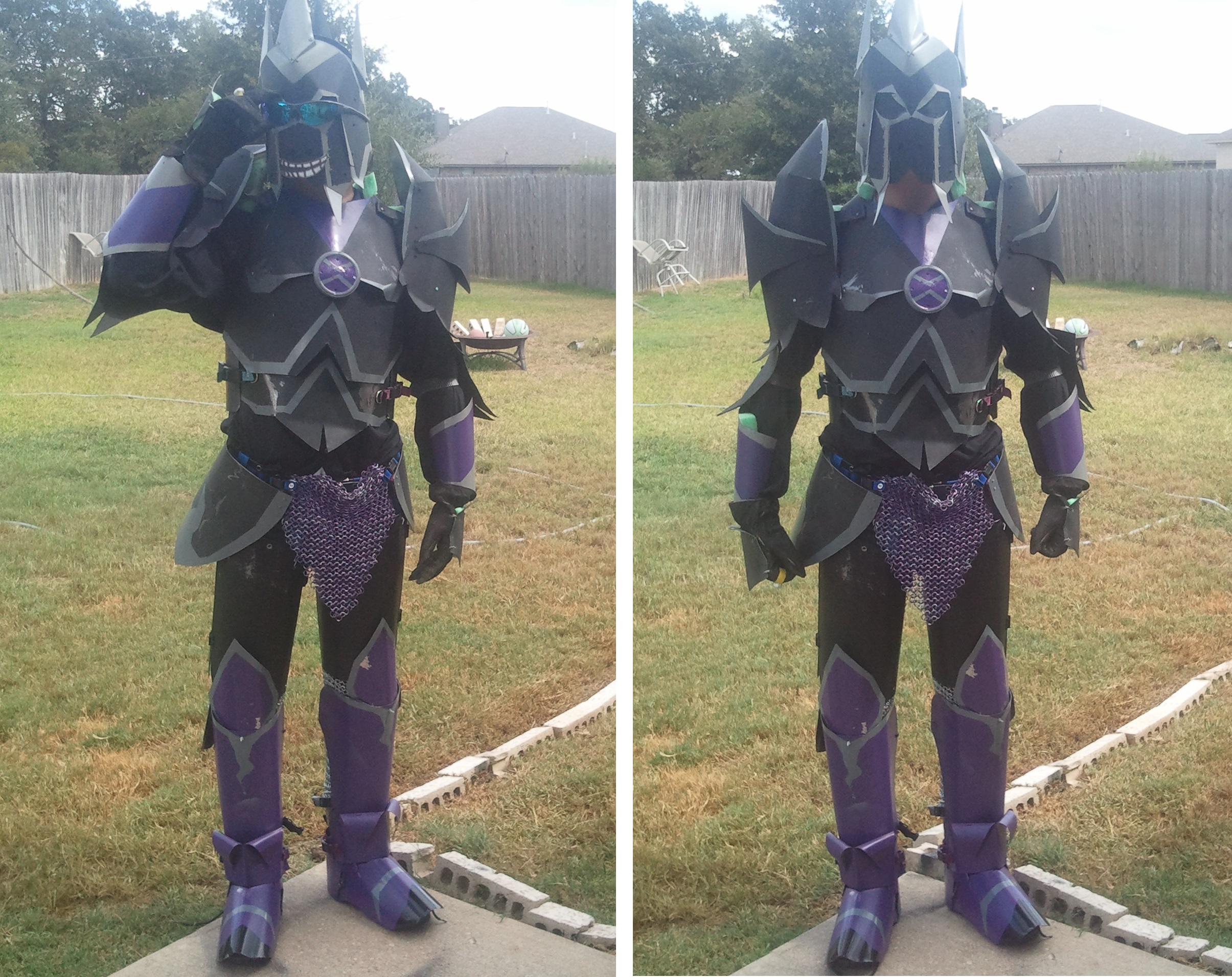 Torva Armor Full By Deviationanonymous On Deviantart