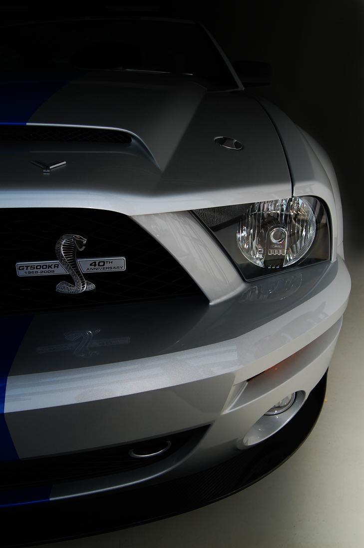 Shelby GT500KR by Styrox-Art