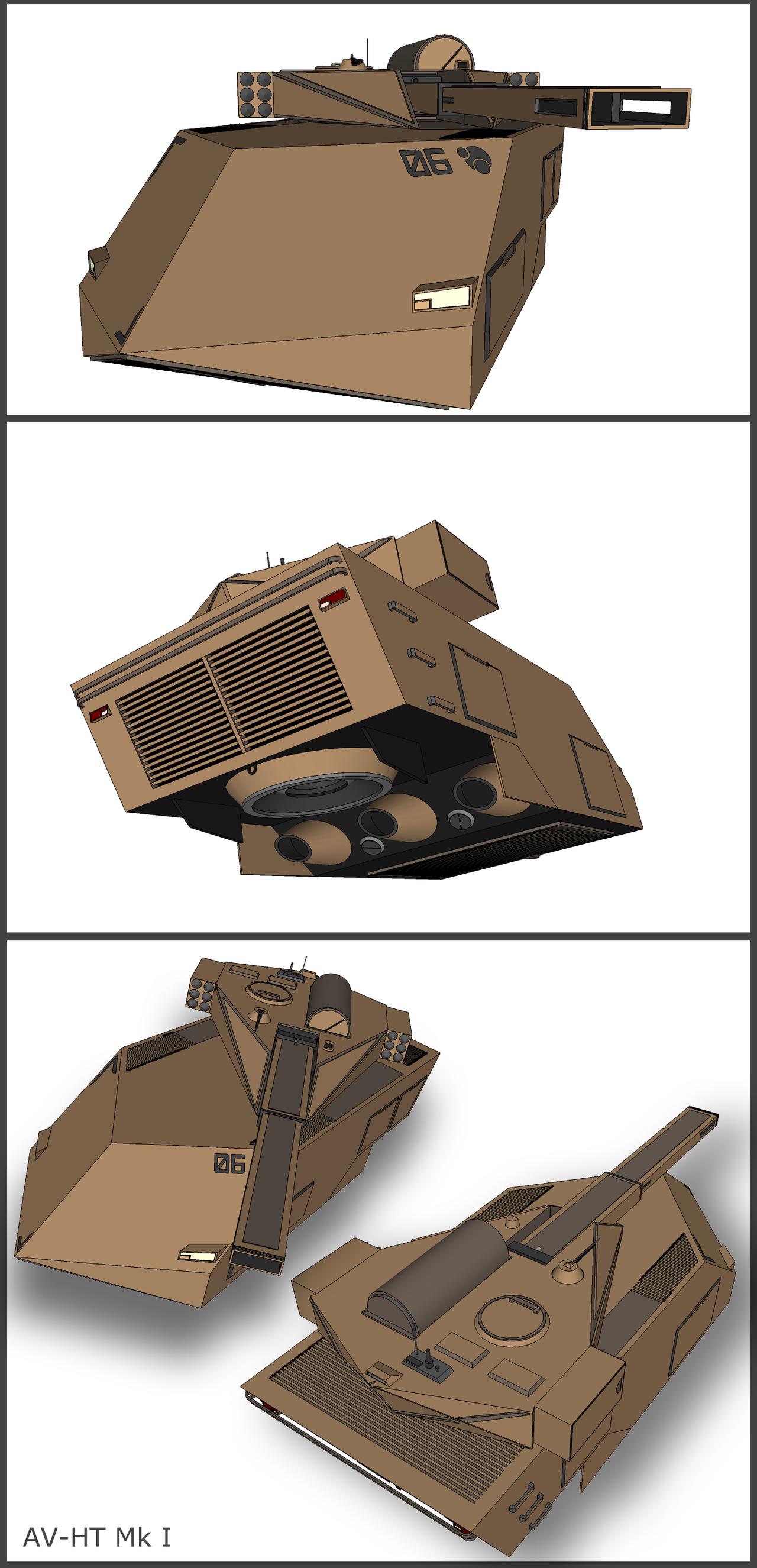AV-HT Mk 1 by Styrox-Art