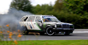 The Diesel Drifter