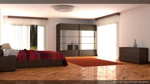 Bedroom by krypt77