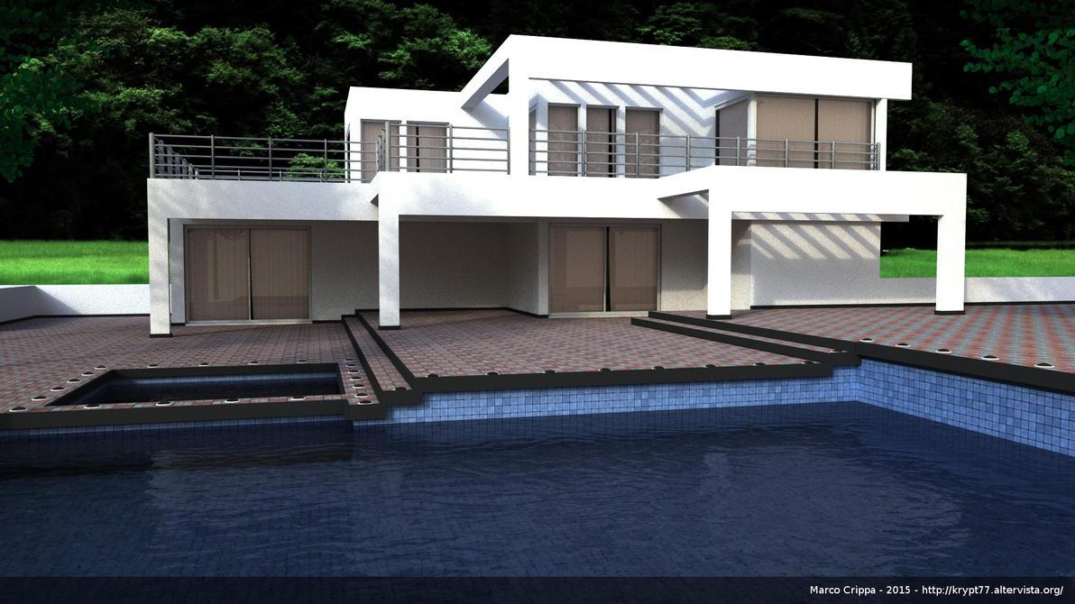 Villa by krypt77