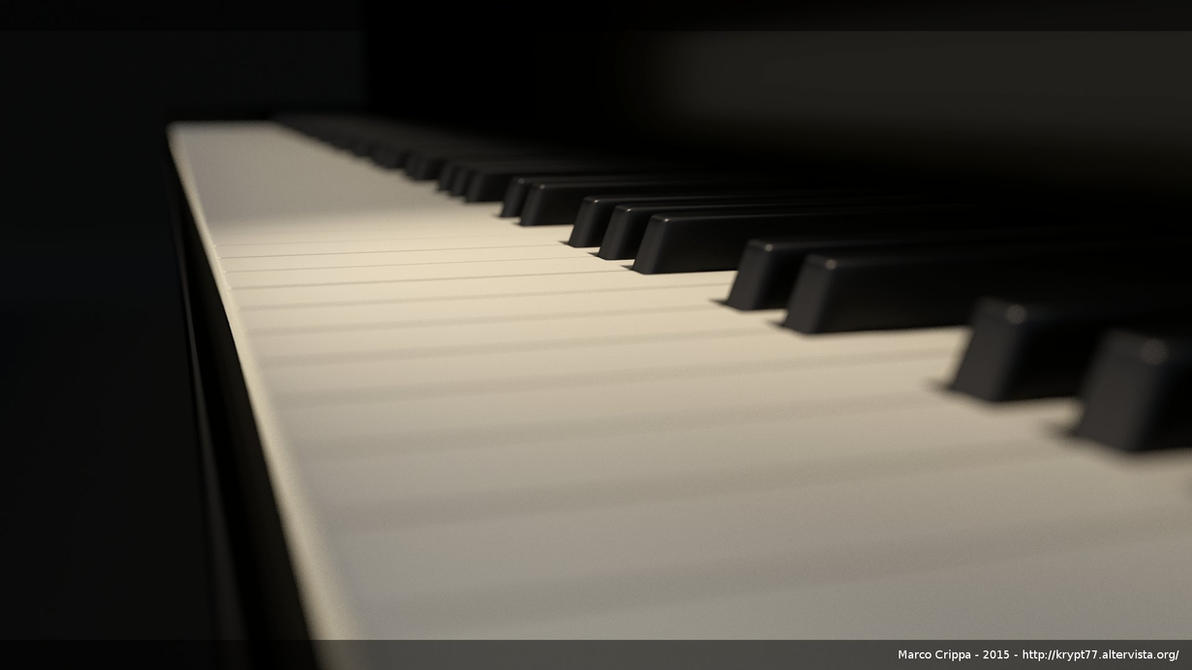 Pianoforte by krypt77