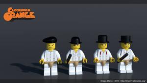 Clockwork orange lego 1 by krypt77