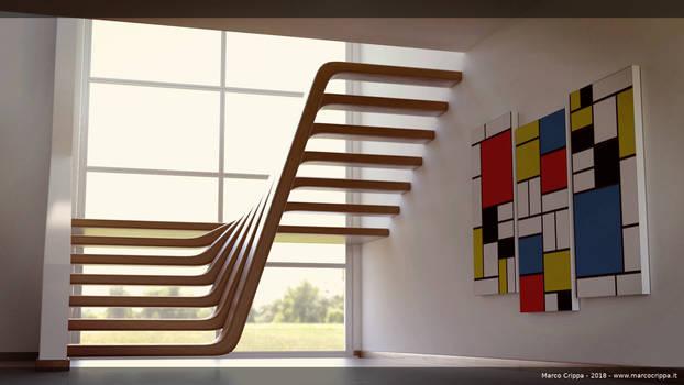 Scala - Stair