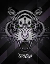 tigre by kabezon23