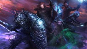 Guild Wars 2 Fan Art