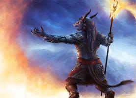 Guild Wars 2: Kinara by GenjiLim