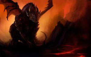 Dragon by GenjiLim