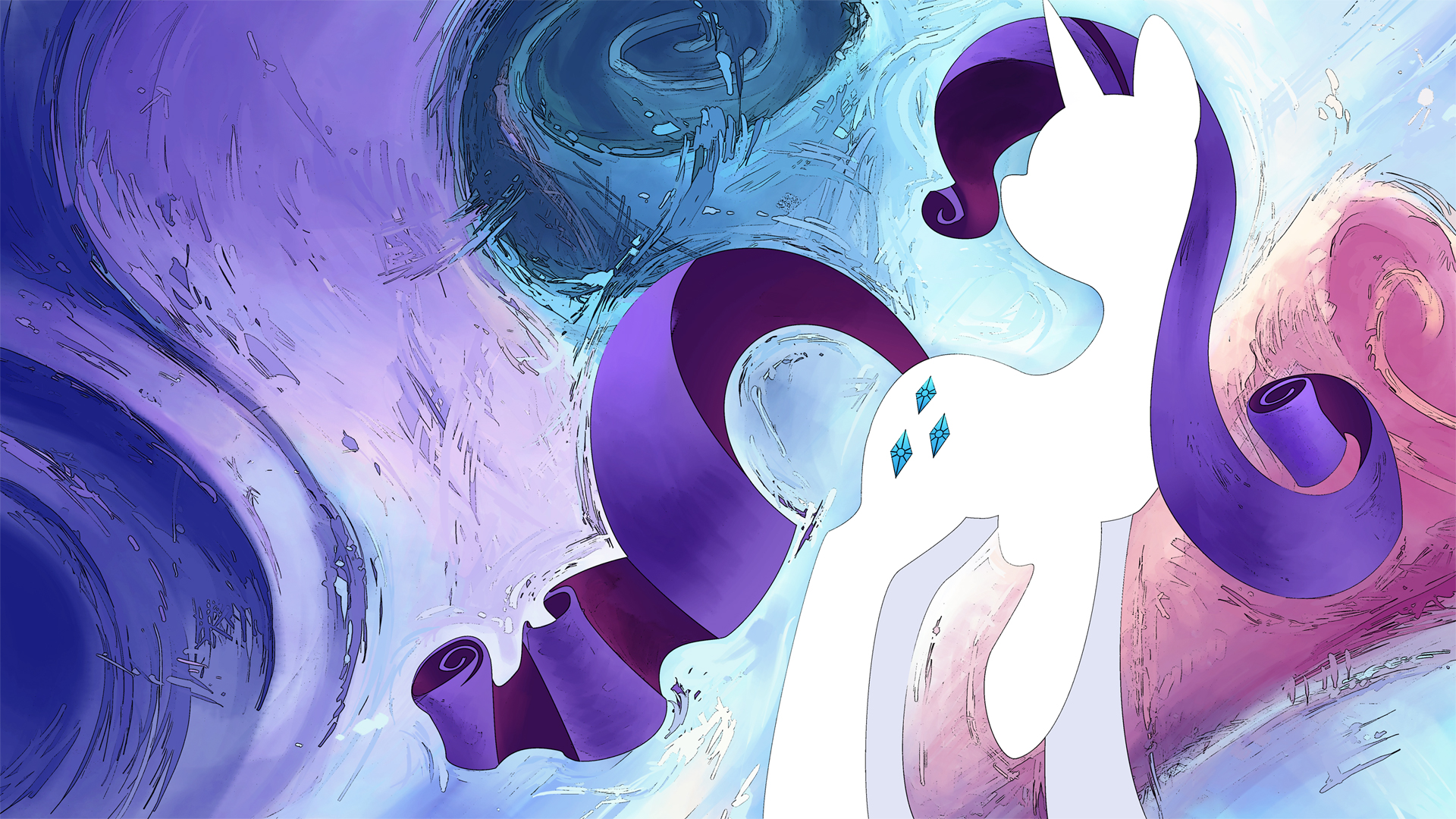 rarity wallpaper a with - photo #6