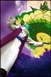 Dende 'Dragonball Z by oOButler-ChanOo