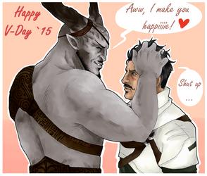 Adoribull Valentinesday 2015 by Sheepboi