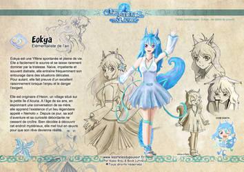 Fiche personnage Eokya by Eokya