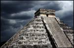 Pyramid of the Mayans