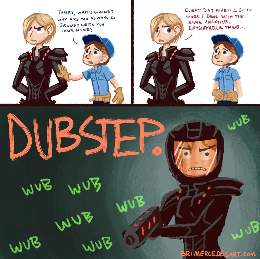 Hero's Dubstep by BriMercedes