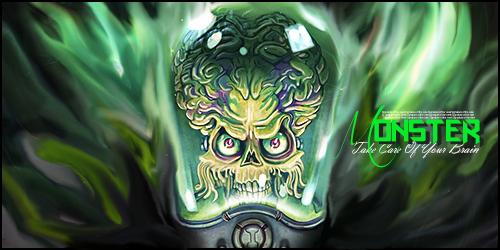 SOTW #38 Monstruos [Inscripciones]   Monster_brain_by_karagnoz-d79twdy