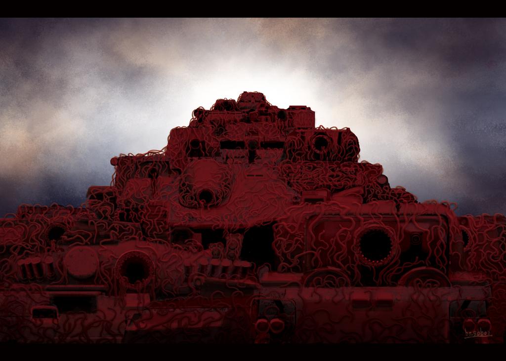 Tanks by basoboo