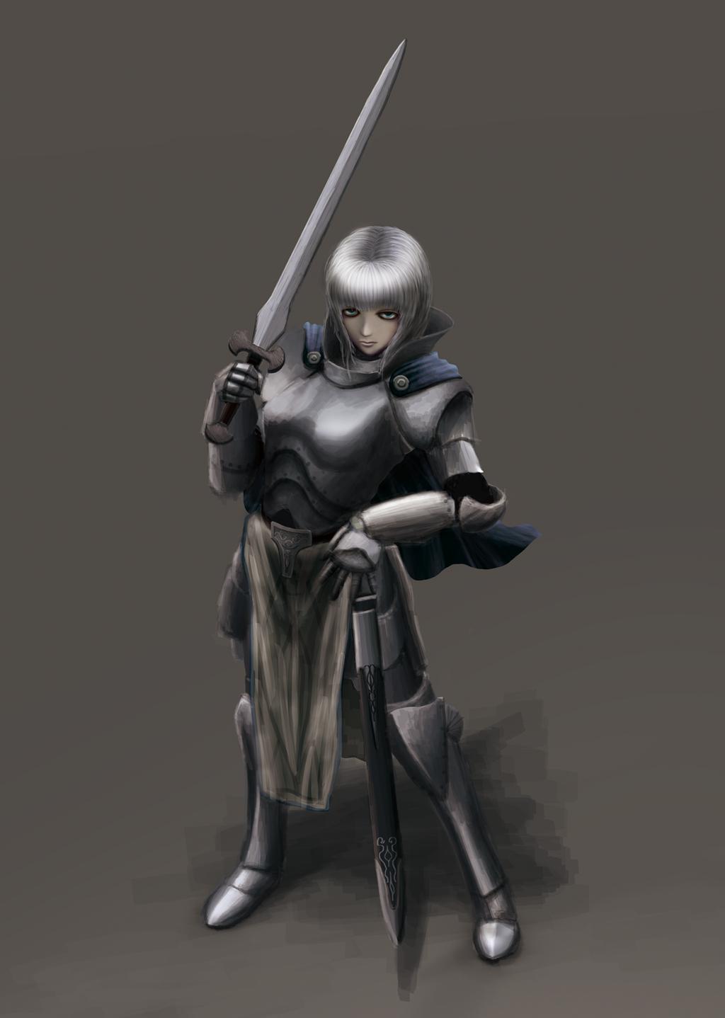 knight by basoboo