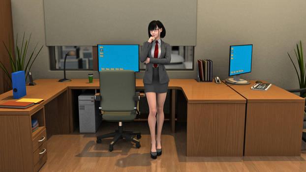 Nanda, The Hard-Working Tax Auditor