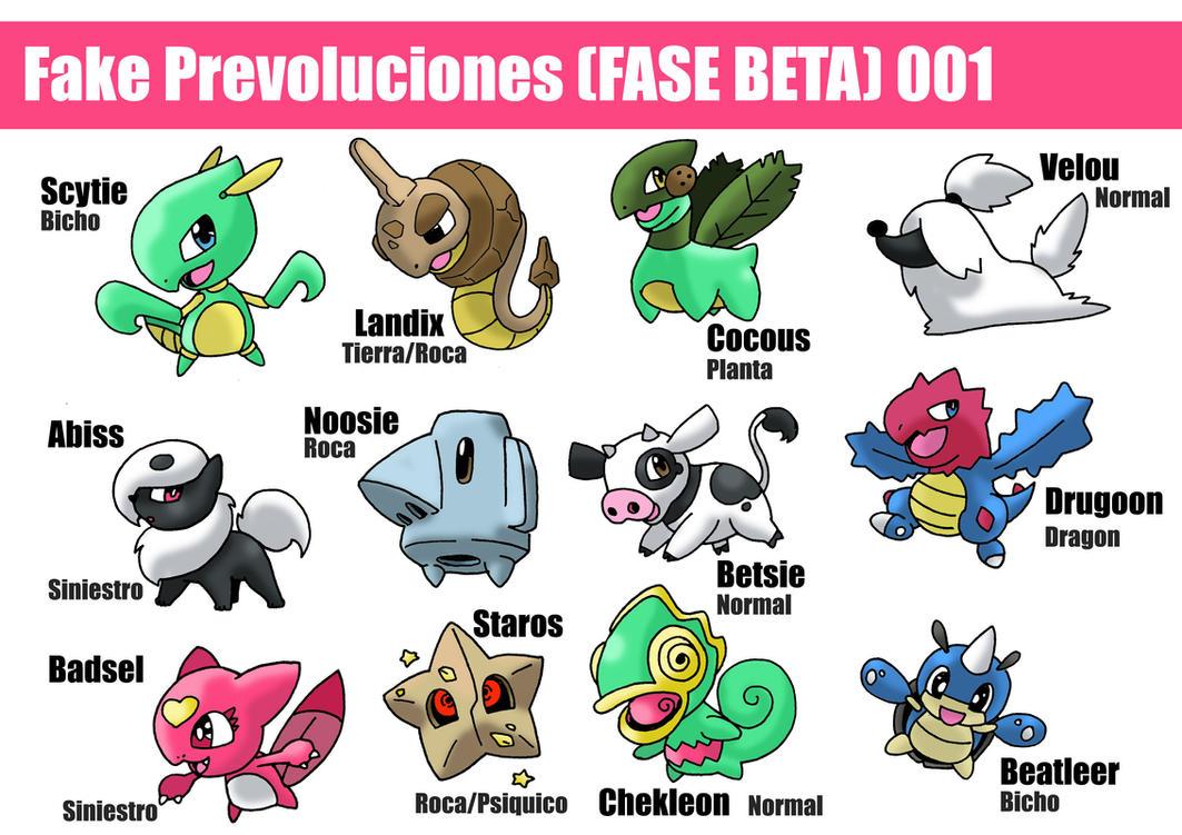 Ice Type Pokemon Wallpaper Fake Prevoluciones by ...
