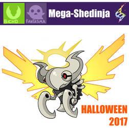 Mega Shedinja by emiliano-roku