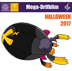 Mega Drifblim by emiliano-roku