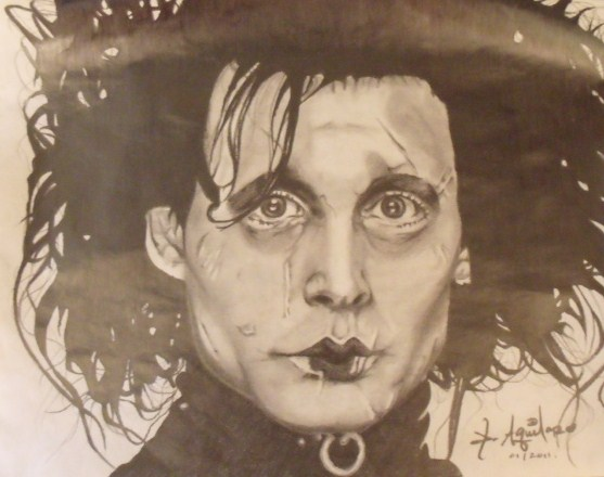 edward scissorhands theme essay In edward scissorhands when edward is framed for robbing jim's house this leads to him being arrested and slowly beginning his decline.
