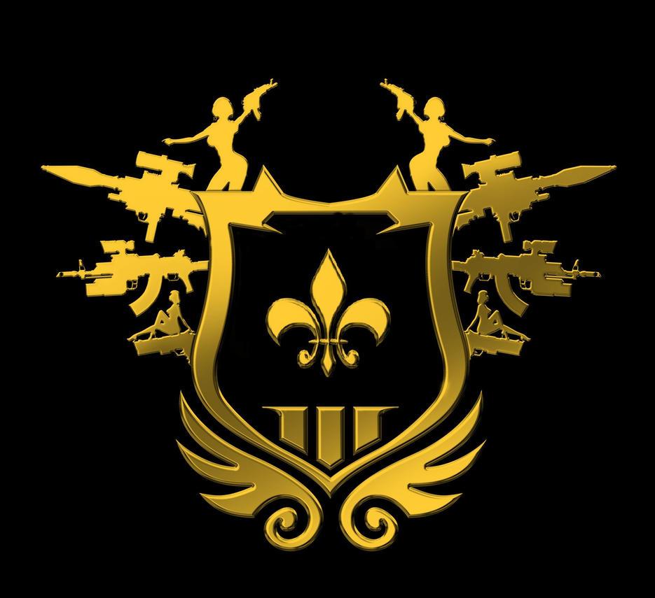 gold sr3 logo by saintsmainboss on deviantart