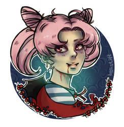 Sailorween Chibiusa edition by belistift