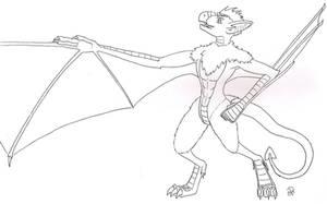 Gale's wings