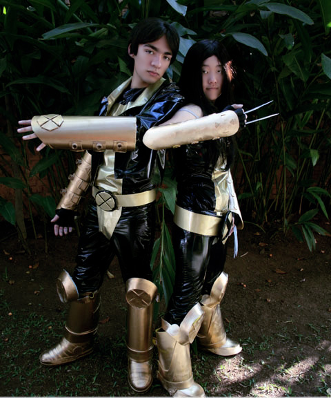 New X-men Cosplay by hikaruyuki07 on DeviantArt X 23 Cosplay Wallpaper