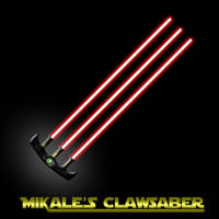 Mikale's Clawsaber by Invirion