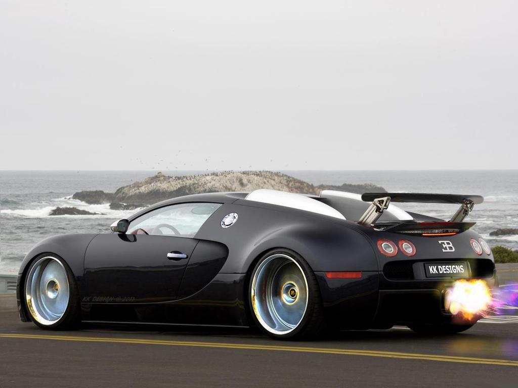 Bugatti Veyron Backfire KK Design By KKdesigns1 ...