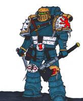 War Hound by terraluna5