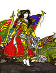 Exalted Sailor Macharia