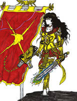 Supreme Sailor Imperial Terra by terraluna5
