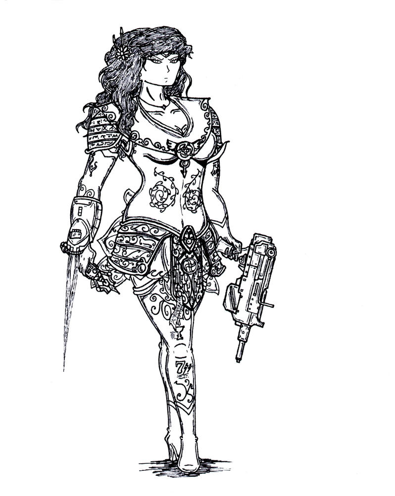 Warrior Sailor Senshi- Veteran II. by terraluna5