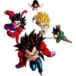 Commish #1: Dragon Ball Another Future