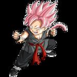Commish #8: Kid Goku Black