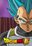 DBS: Vegeta Super Saiyan Blue