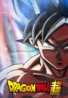 DBS: Son Goku Limit Break by Dark-Crawler