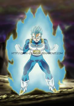 Commish #13: Gohan Super Saiyan Blue