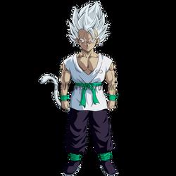 Commish #14: Jin Dark Super Saiyan